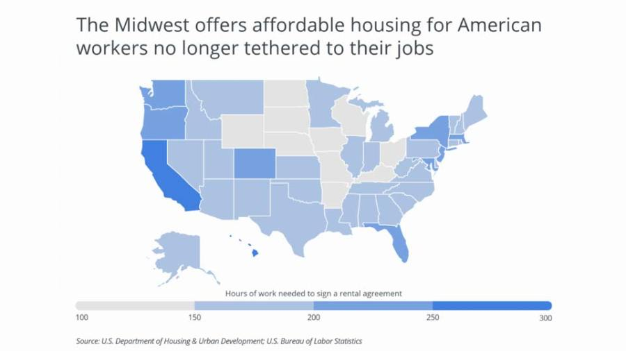 Midwest offers affordable housing for American workers