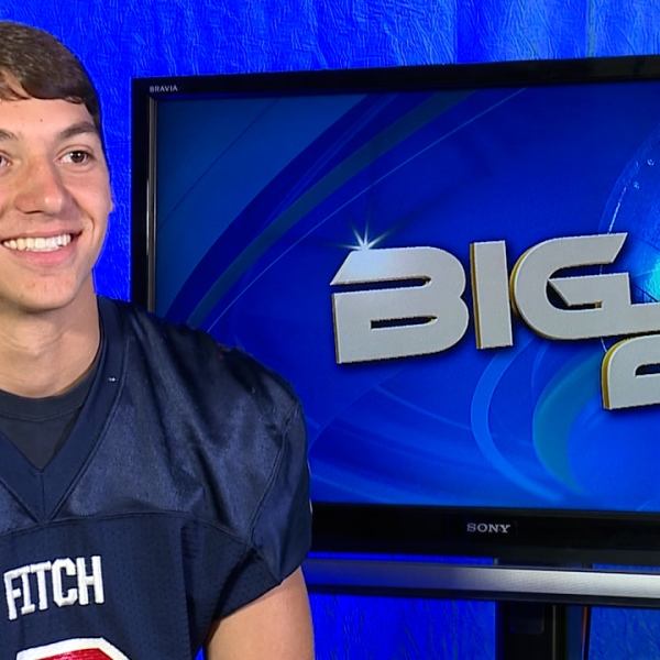 Big 22 Contender: Get to know Fitch's Nate Leskovac