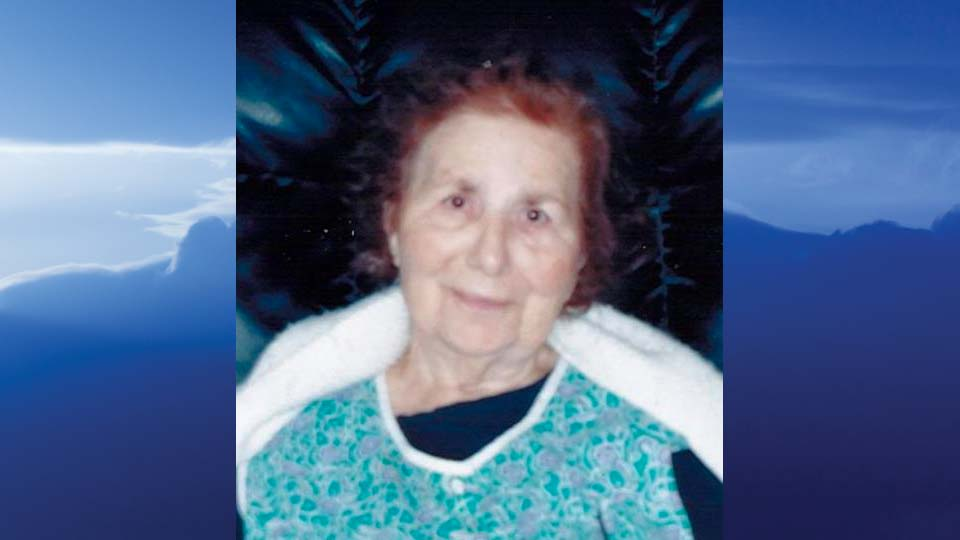 Nellie Zembillas, Campbell, Ohio - obit