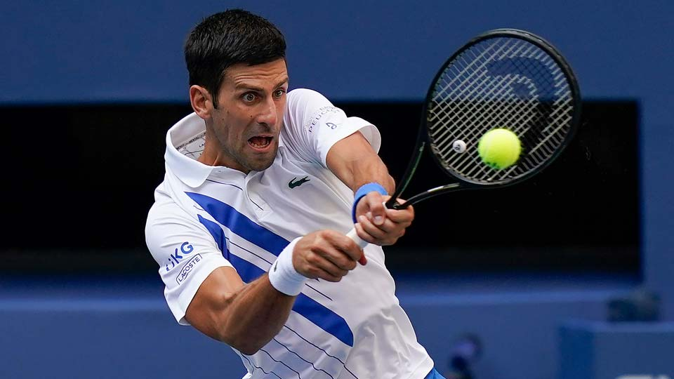 Djokovic Wins In Rome I Moved On After Us Open Default Wkbn Com