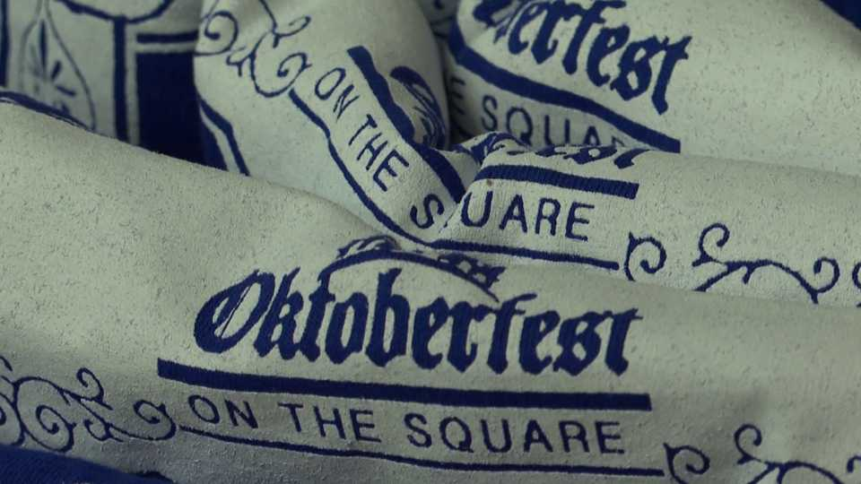 Oktoberfest on the Square in Warren