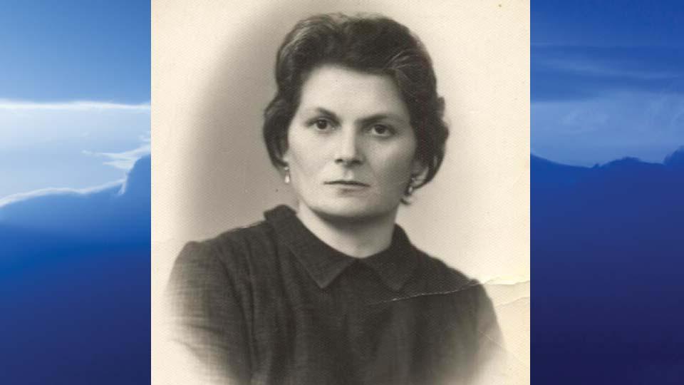 Olga Totani, Salem, Ohio - obit