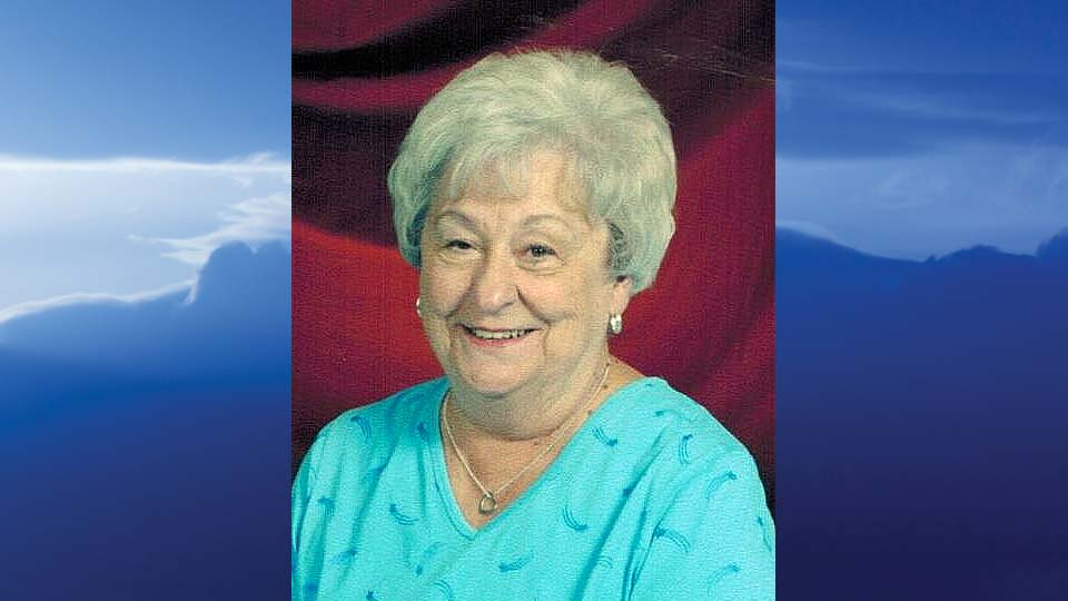 Patricia Ann May, Fowler, Ohio-obit