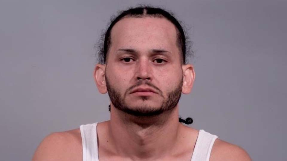 Reinaldo Camacho-Perez, charged with rape and importuning in liberty.