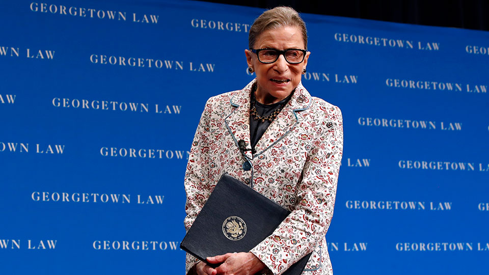 Ruth Ginsburg Obit