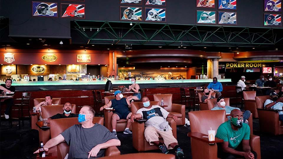 sports betting Las Vegas