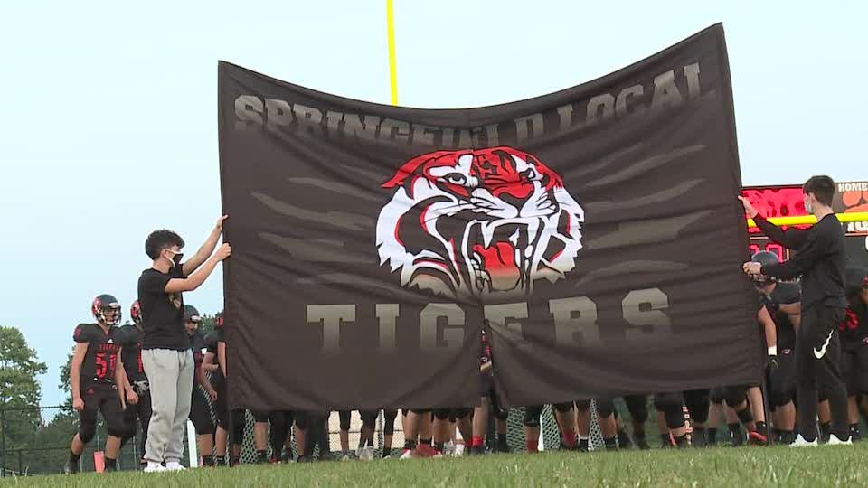 Springfield Local Tigers football
