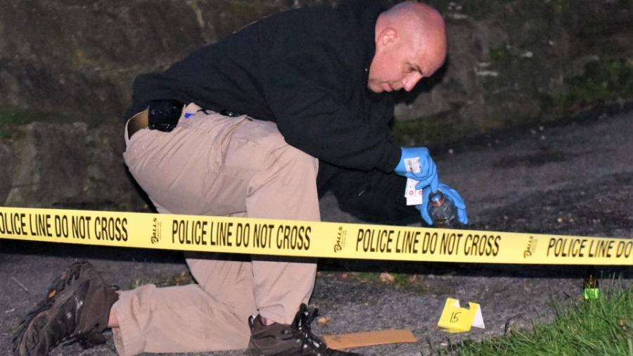 Struthers homicide