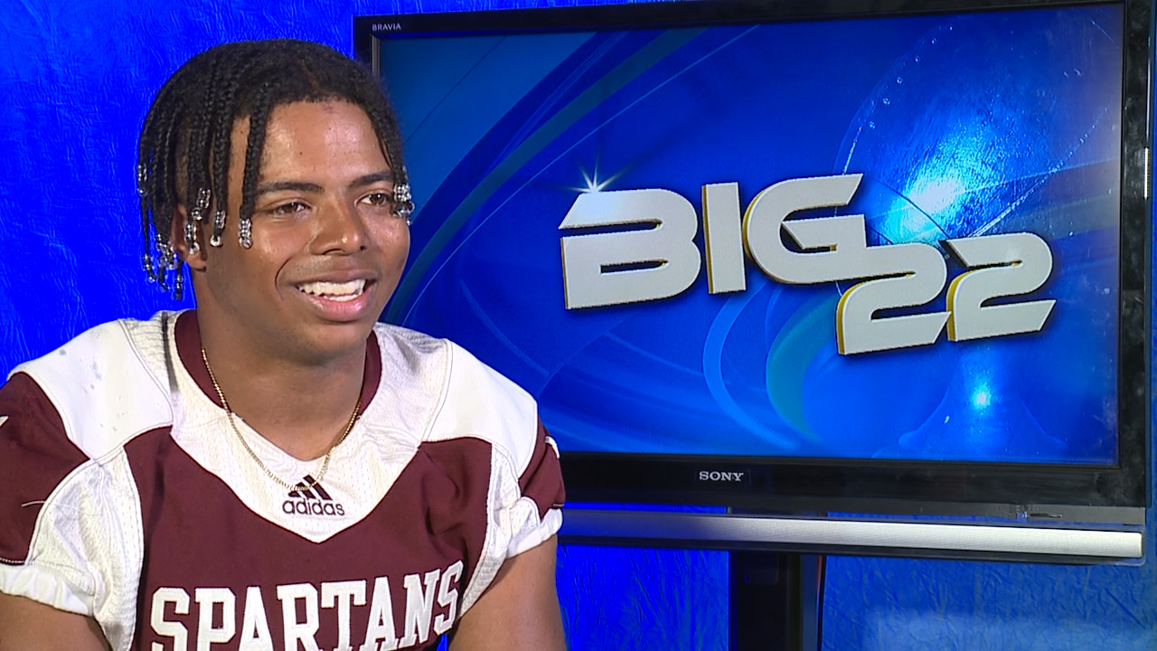 Big 22 Contender: Get to know Boardman's Terence Thomas