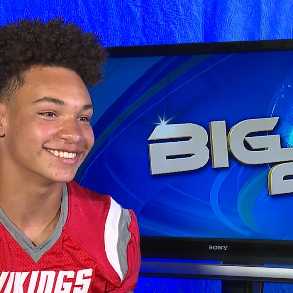 Big 22 Contender: Get to know LaBrae's Aidan Stephens