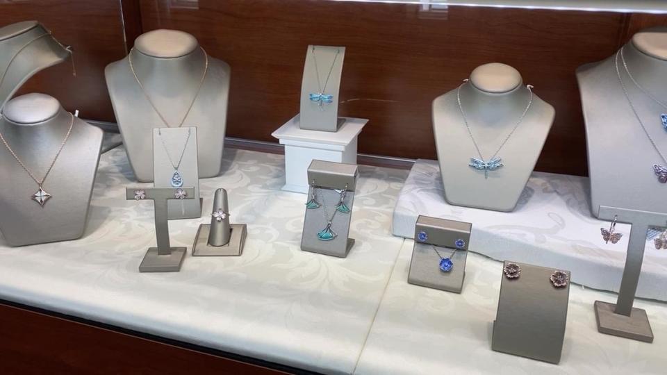 Aebischer's Jewelry Small Business Saturday