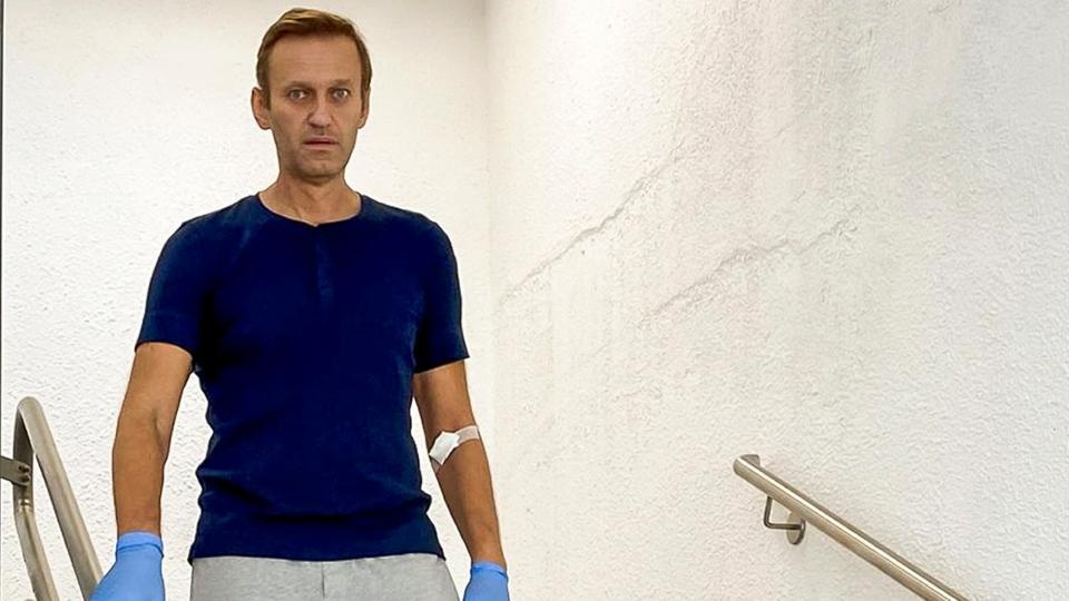 Alexei Navalny, Russia