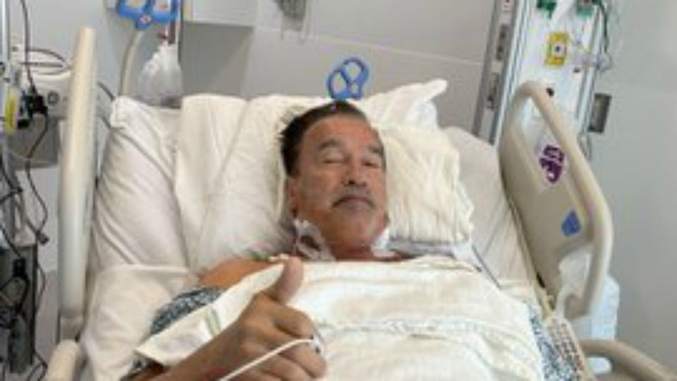 "Arnold Schwarzenegger revealed in a tweet Friday that he underwent heart surgery at the Cleveland Clinic, and is feeling ""fantastic."""