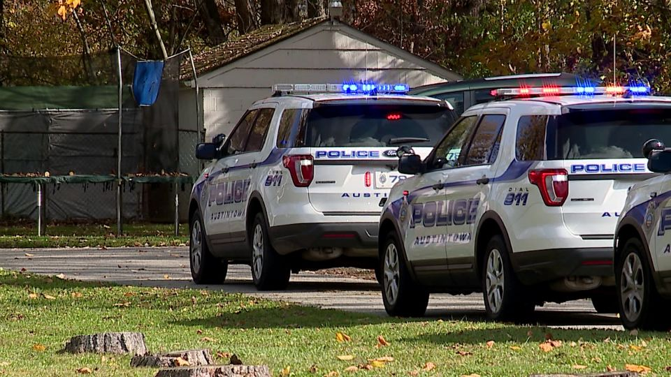 As Austintown police look into a shooting incident from Thursday night, they have another case to investigate now.
