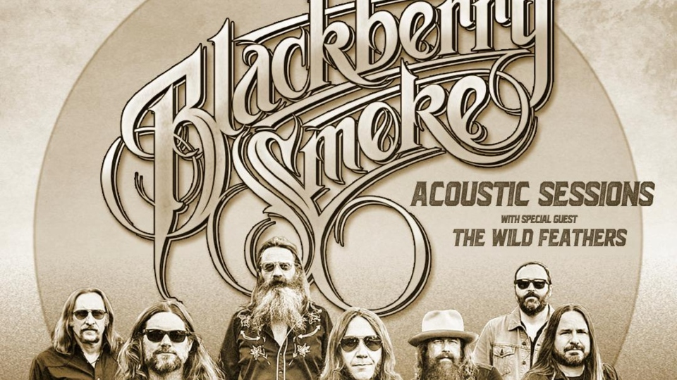 Blackberry Smoke at Youngstown Foundation Amphitheatre