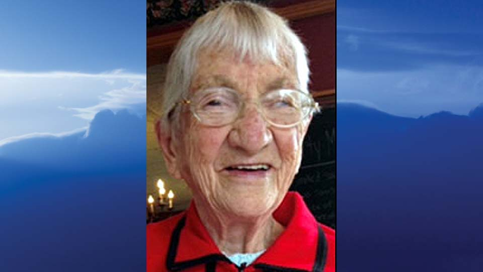 Catherine Margaret Scott Reinhart, Greenville, Pennsylvania-obit