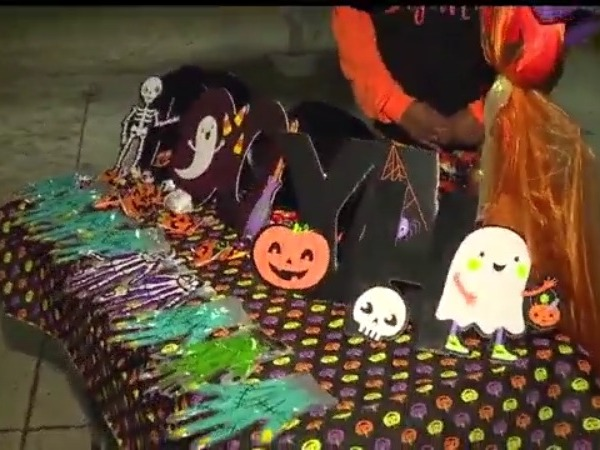 The Covelli Centre is holding a Trick or Treating event that runs from 4 to 7 p.m. Saturday.