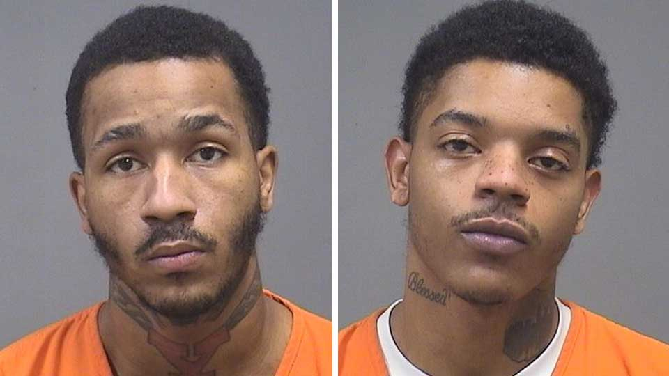 Facing charges of domestic violence and felonious assault is DeAndre Madison, 24, of West Warren Avenue, while Tyran Madison, 21, also of West Warren Avenue, faces a charge of improper handling of a firearm in a motor vehicle.
