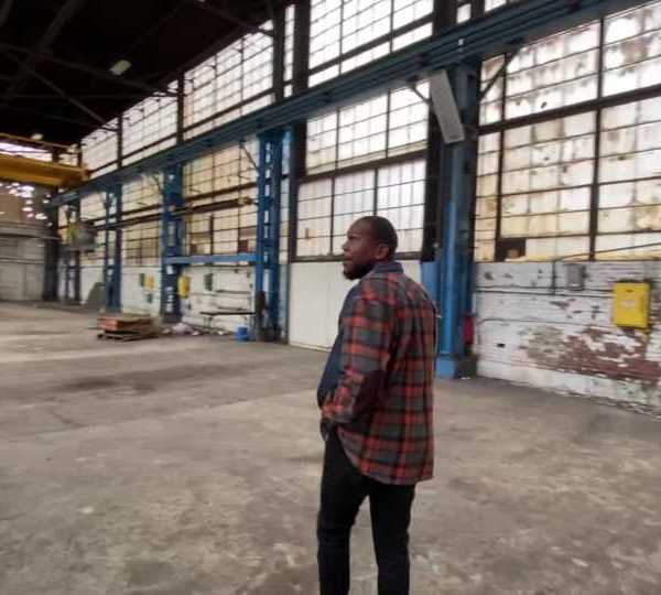 A well-known Youngstown native and founder of the Youngstown Flea, Derrick McDowell, bought a new building in downtown Youngstown