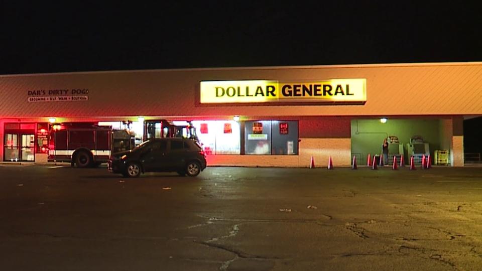 Dollar General, Cornersburg