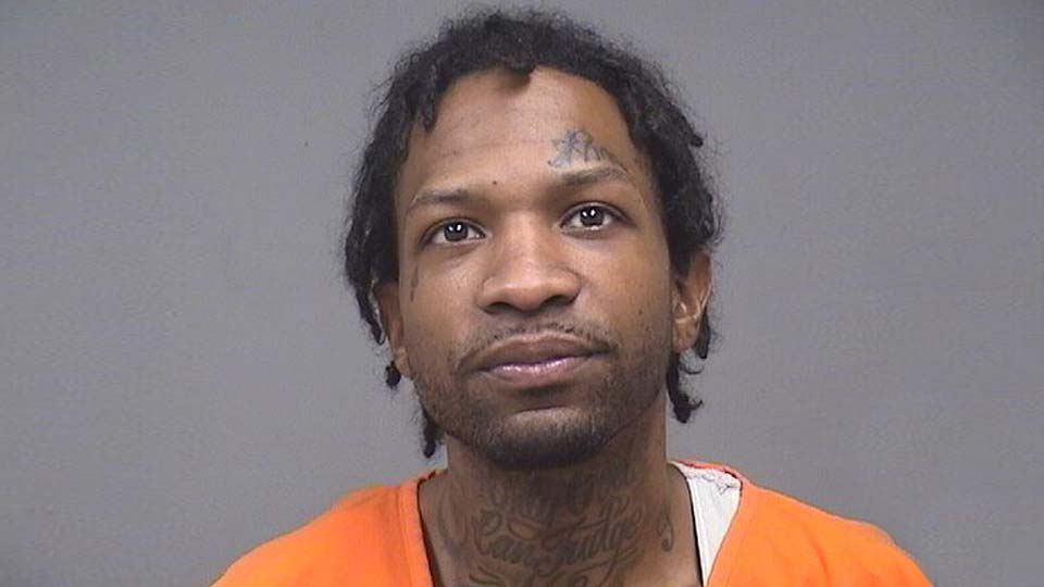 Dominique King, charged with robbery in Boardman.