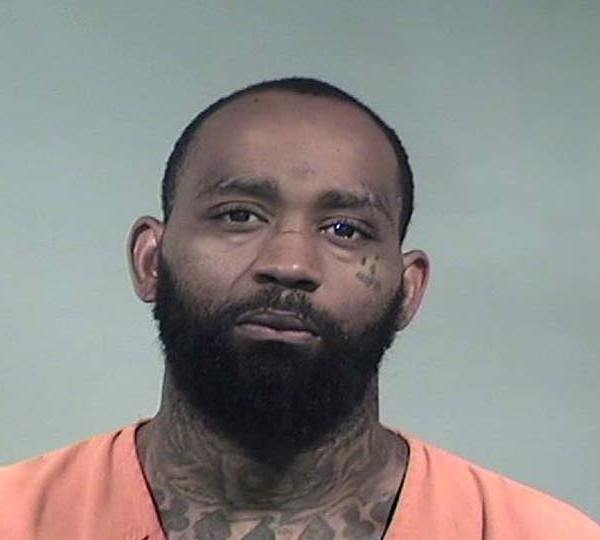 Dozie Blackmon, charged with having weapons under disability in Warren.
