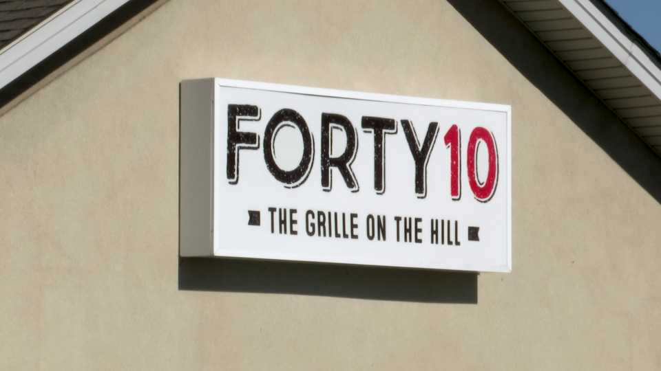 Forty10 Bar & Grille in Canfield closes for Halloween.