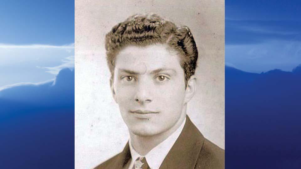 Frank P. DiCicco, Boardman, Ohio - obit