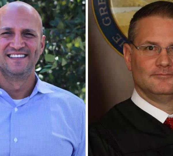 Joe Schiavoni and J.P. Morgan are running for judge of Mahoning County Court #3 - Sebring