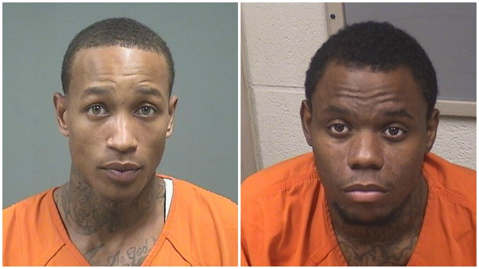 Kayvon Fields, Deandre Smith, shooting police chase in Youngstown