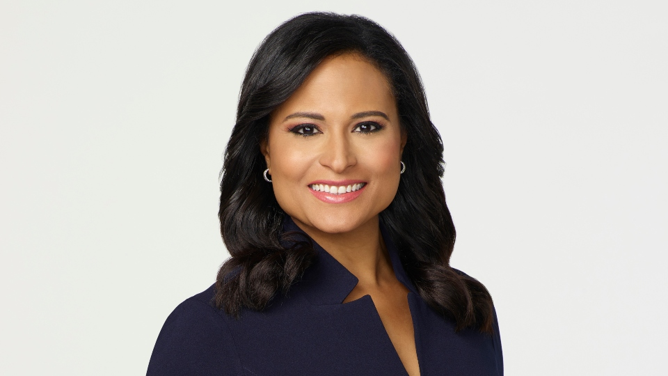 This image provided by NBC News shows NBC News White House correspondent Kristen Welker.