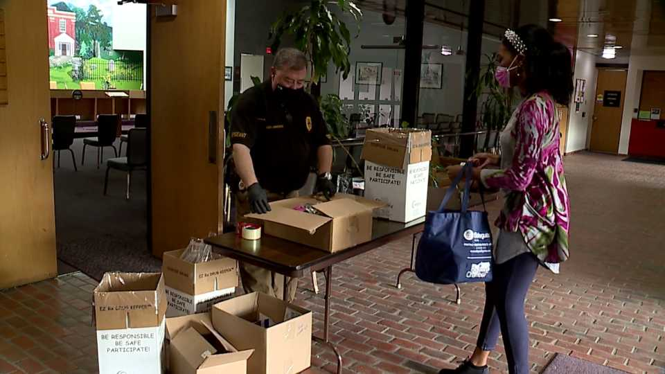 Liberty Police drug take back day