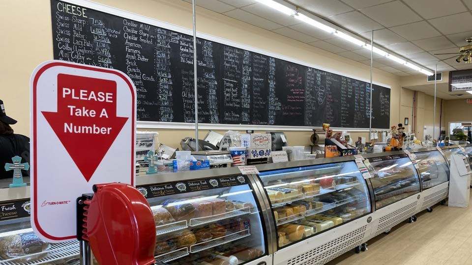 Local meat markets have seen an increase in business during the pandemic