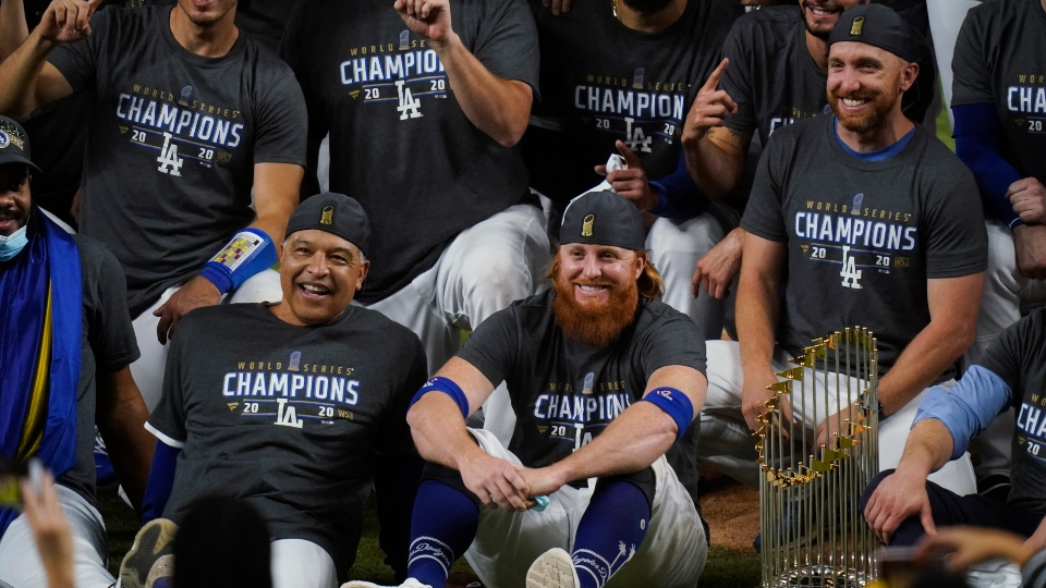 Los Angeles Dodgers win World Series, Justin Turner tests positive for coronavirus