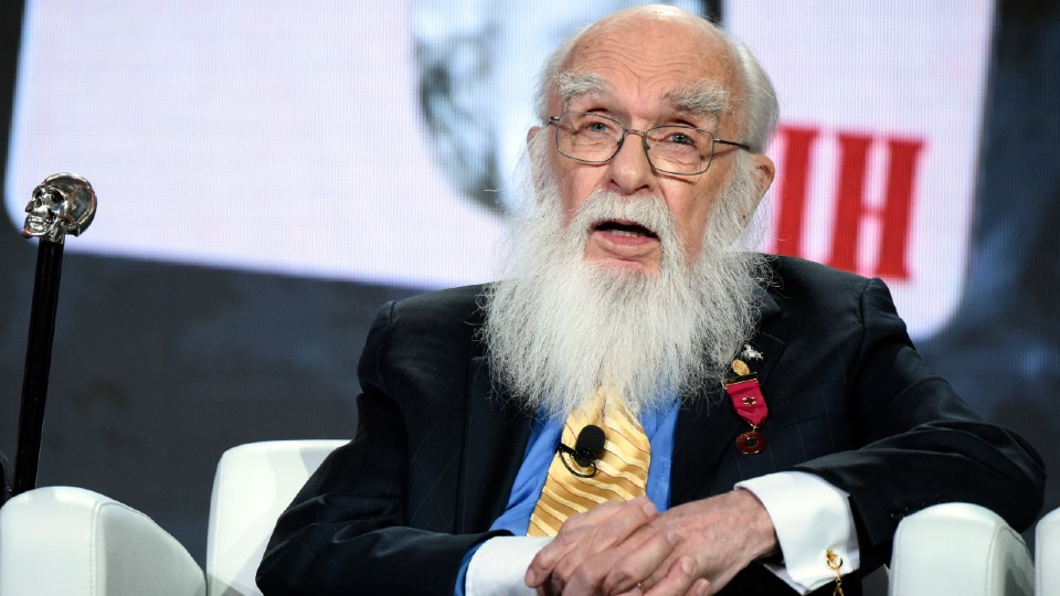 Magician James Randi
