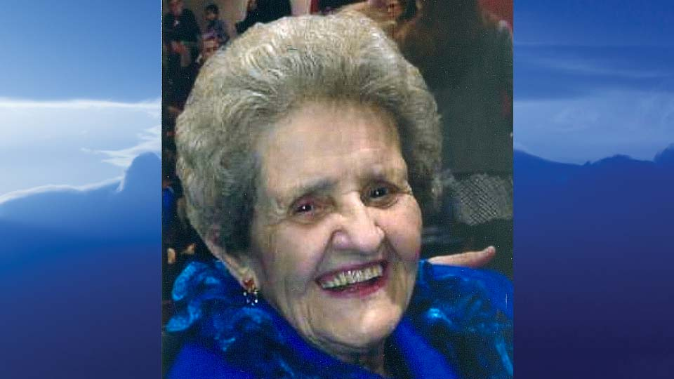 Mary E. Vargo, Hubbard, Ohio-obit