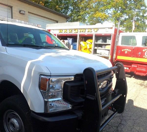 New Mahoning County HAZMAT trucks
