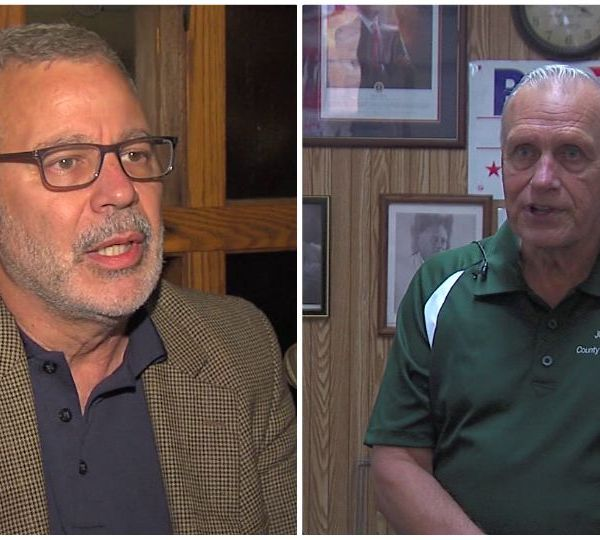 Among the names Columbiana County residents will on the ballot for commissioner will be Roy Paparodis and John Dyce.