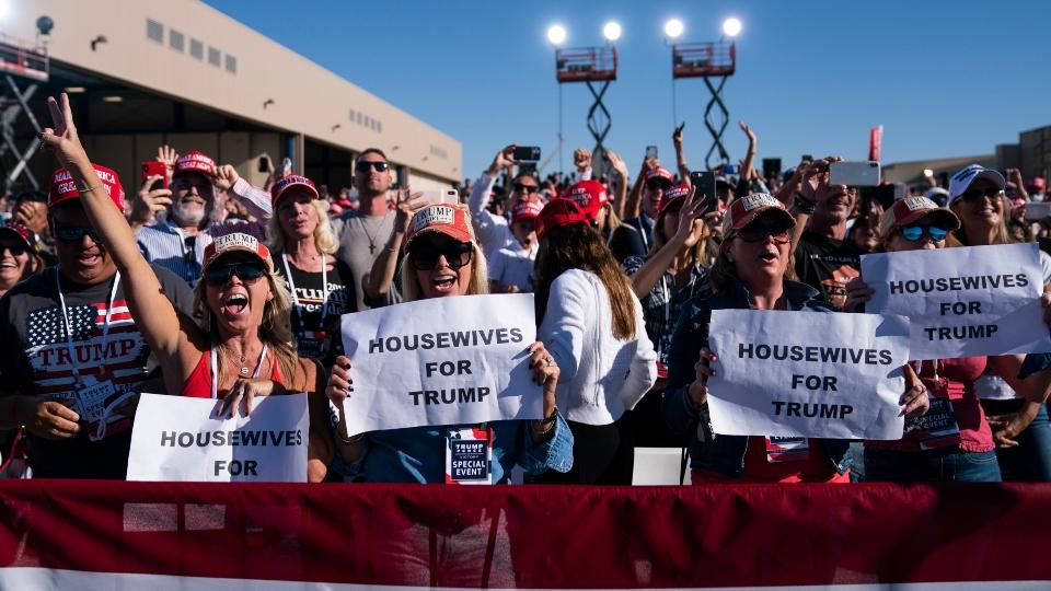 President Trump rally in Phoenix