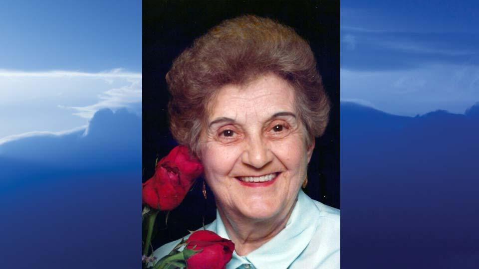 Rose Mariani Harrow, Youngstown, Ohio - obit