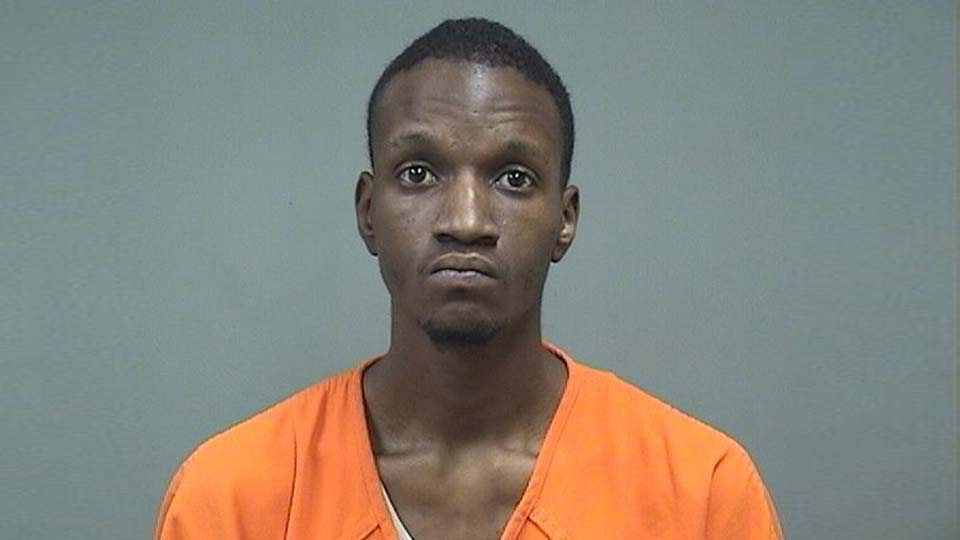 Rufus Barnett, wanted after leaving courtroom in Youngstown Thursday.