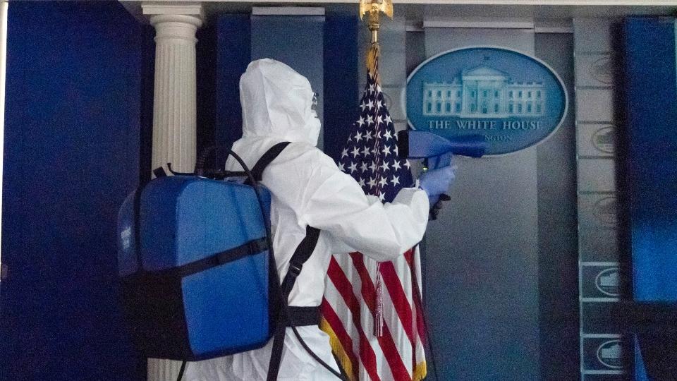 White House, coronavirus