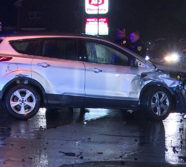 Youngstown crash on South and Midlothian