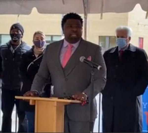 Youngstown Mayor Tito Brown and other elected leaders talked about measures they're taking to ensure next week's election process goes smoothly.
