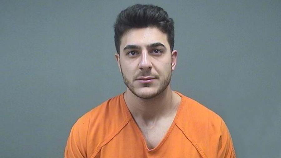 Youssef Jabaly, Mahoning County Sex Sting Arrest