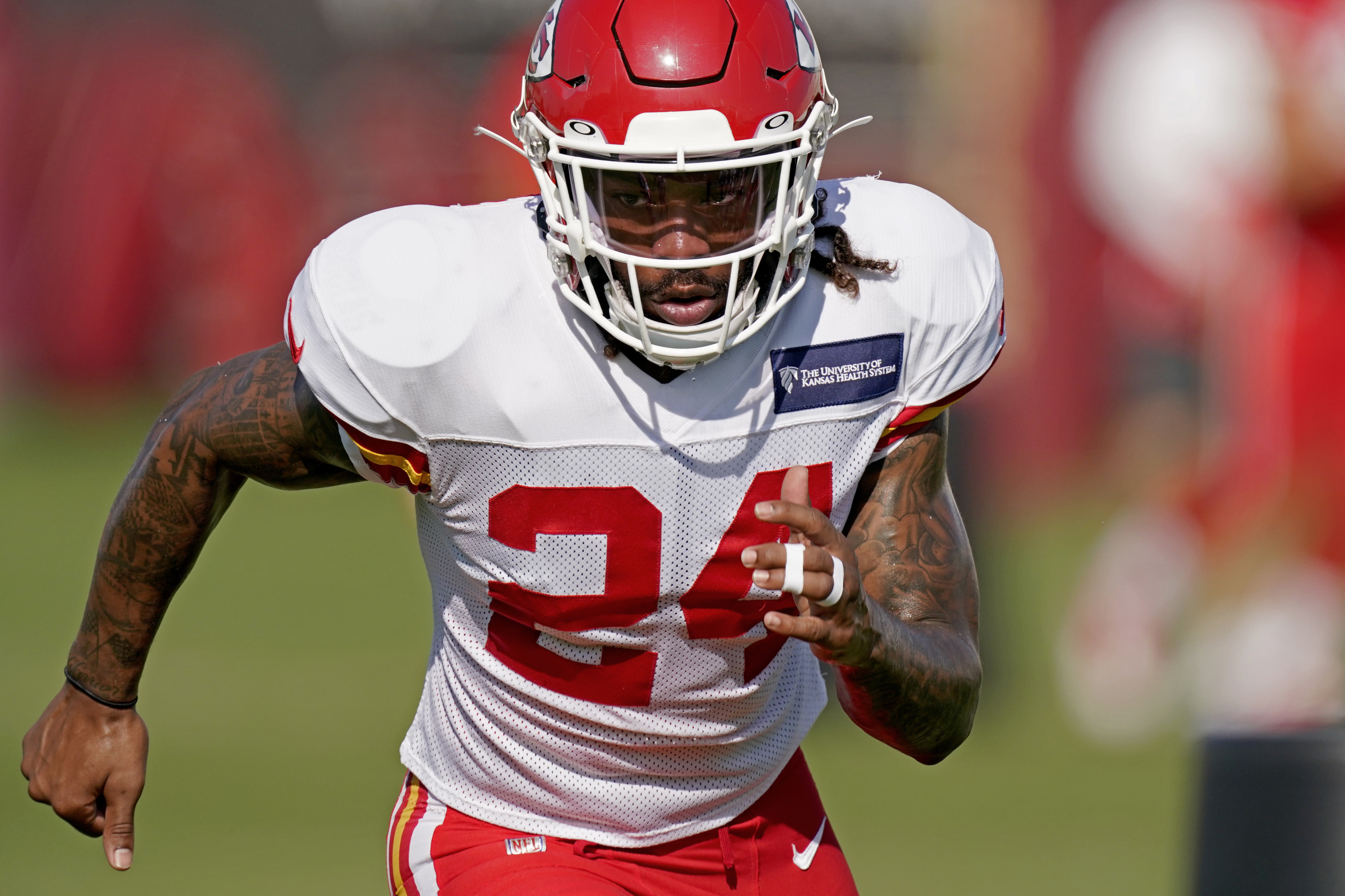 Browns Claim Former Chiefs Safety Off Waivers Wkbn Com
