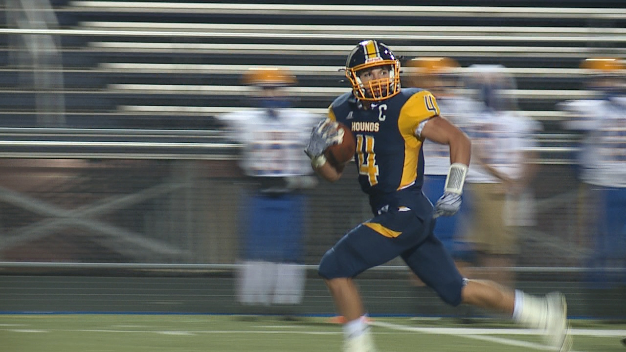 Ethan Susen capped off his career at Wilmington as one of the program's best with over 4,000 yards in his career