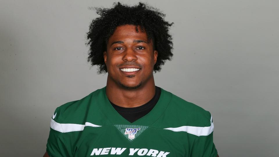 Avery Williamson New York Jets Game Jersey - Black
