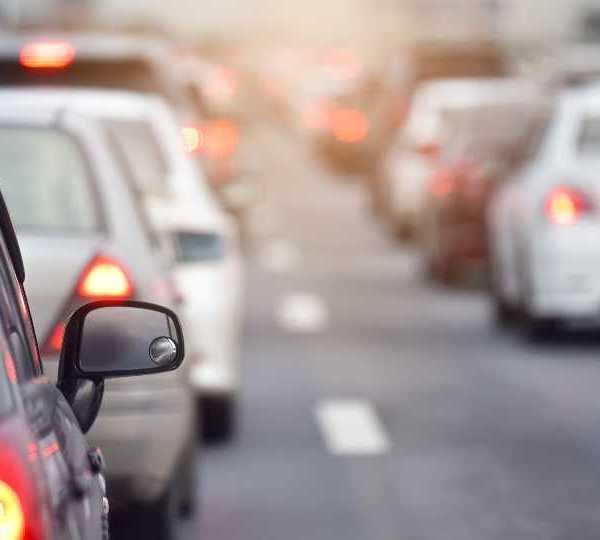 Cars traffic travel