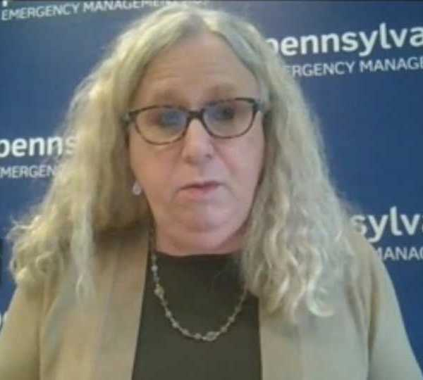 Pennsylvania wants to stop the spread of COVID-19, and one way to do that is to limit contact with others, according to Pennsylvania Department of Health Secretary Dr. Rachel Levine.